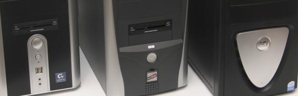 DINOSAUR:  Stasjonære PC-er spås ingen lysende fremtid blant elektronikkforhandlerne.