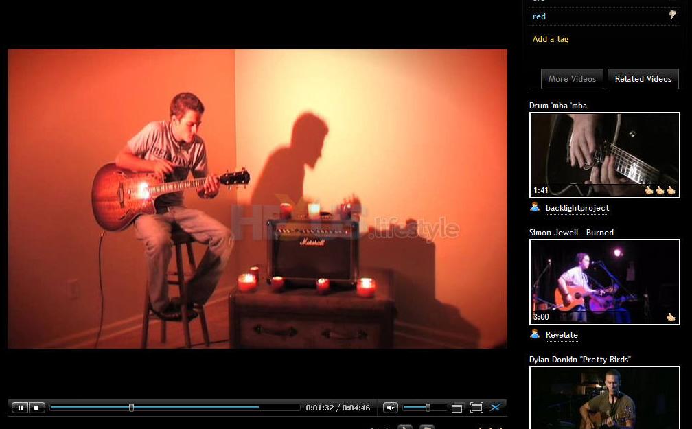 LEGGER NED:  Videostreamingportalen Stage6 legger inn årene.