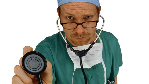 Om du skulle kjenne deg igjen i symtomlisten til doktor Jerald Block, bør du kanskje oppsøke mdenne mannen.