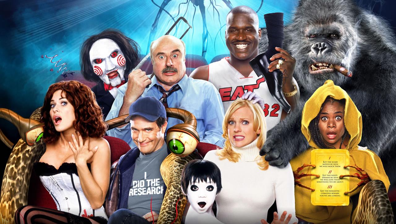 Mannen bak blant annet «Scary Movie» skal levere filmer til Microsoft og Xbox Live.