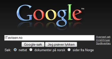 Lekker Google med Stylish.