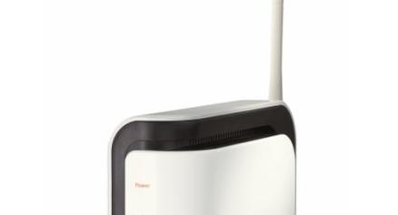 TRÅDLØS: En femtocell kan bli framtiden for deg som ønsker å bruke 3G-nettet optimalt hjemme.