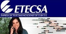 Slik reklamerer det statlige teleselskapet ETECSA for mobil på Cuba.