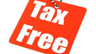 Tax free-salget på tvers av delstatsgrensene kan ta slutt i USA.
