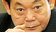Lee Kun-hee måtte i dag trekke seg etter en omfattende korrupsjonssak som har rystet Sør-Korea.