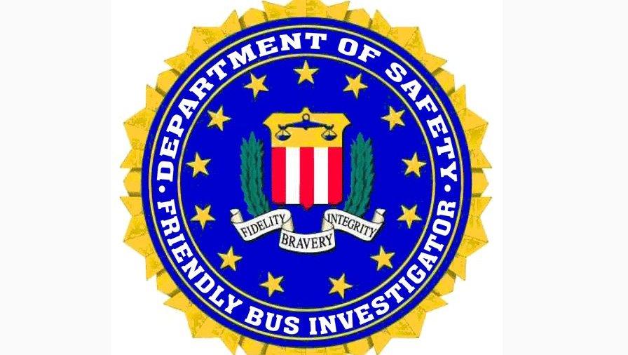 Det føderale, amerikanske politiet ble i går rammet av et mystisk sær-virus.