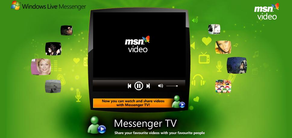 MSN Messenger TV blir snart tilgjengelig også for nordmenn.