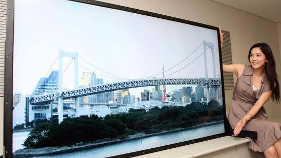 Denne TVen har fire ganger så høy oppløsning som «HD Ready».