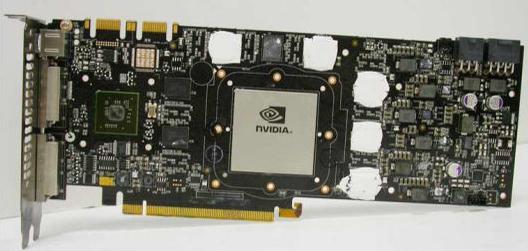 nVIDIA Geforce GTX 280.