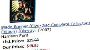Svært gode tilbud hos Amazon.com hos Blu-Ray.