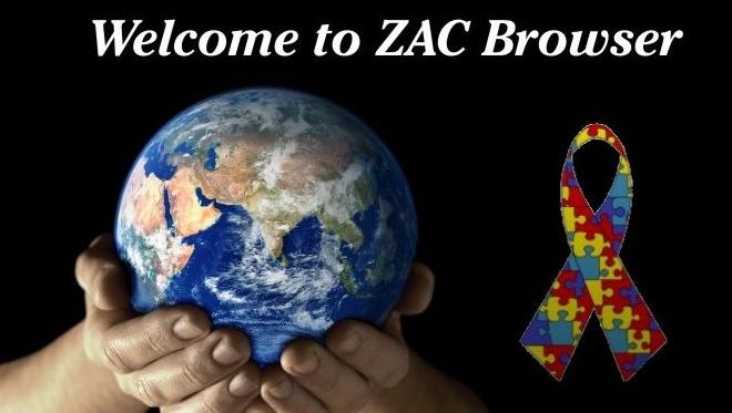 Nettleseren ZAC Browser er et gratis hjelpeverktøy for autistiske barn.