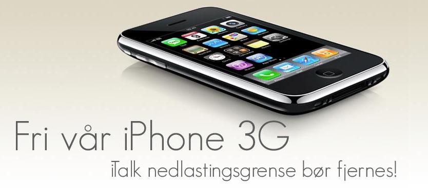 Klar tale fra norske iPhone-entusiaster.