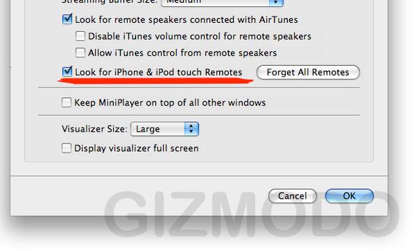 iTunes 7.7 avslører nye iPhone funksjoner.