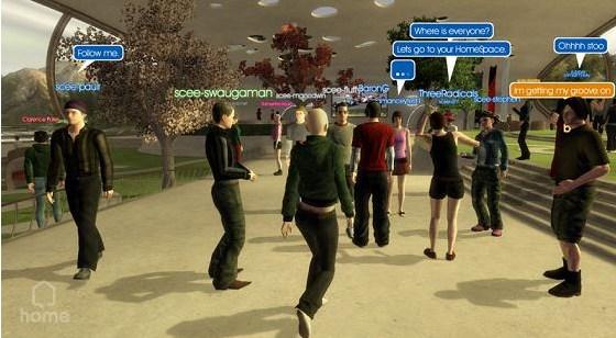 Sonys community-drevne tjeneste Home har vært snakket om siden 2007.