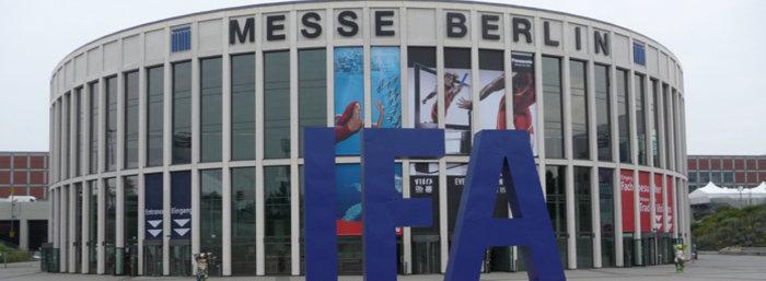 Den allerede enorme elektronikkmessen IFA i Berlin vokser.