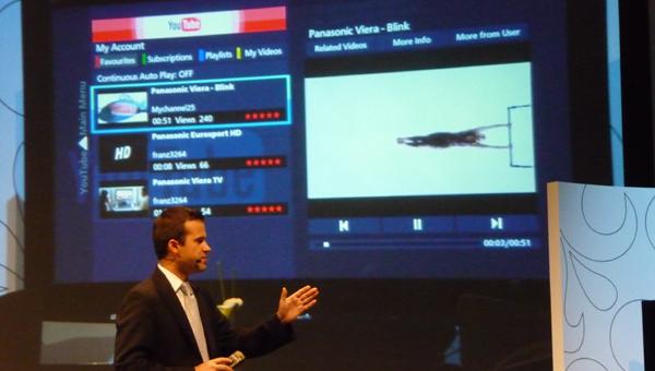 Panasonic har tat konsekvensen av at folk ofte velger PCen framfor TVen når de skal ha underholdning.
