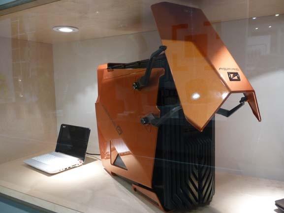 Slik ser du under panseret på Acers råskinn-PC.