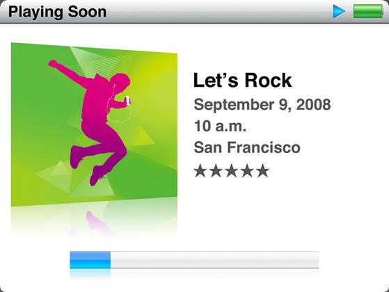 Slik ser Apple-invitasjonen ut.