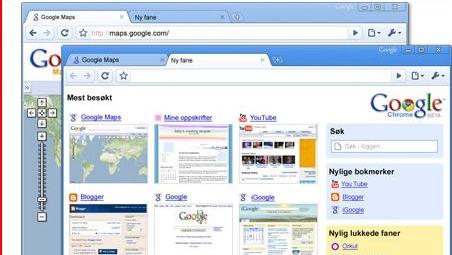Googles Chrome er farlig å bruke, hevder tyske myndigheter.