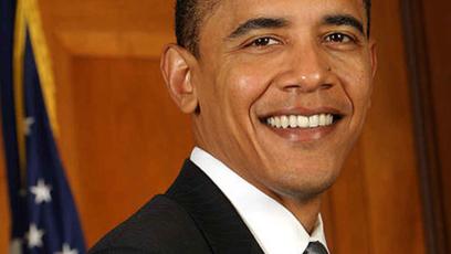 USAs president Barack Obama er neppe noen venn av Pirate Bay...