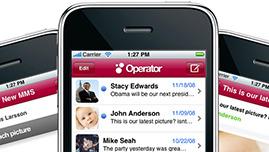 Svenske Mobispine håper å kunne levere en MMS-app på Apple App Store.