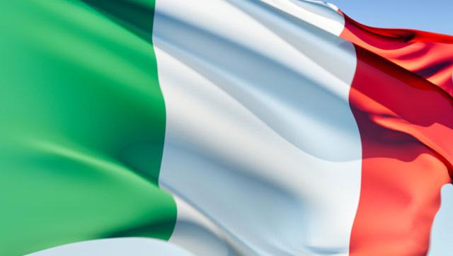 Italia_flagg