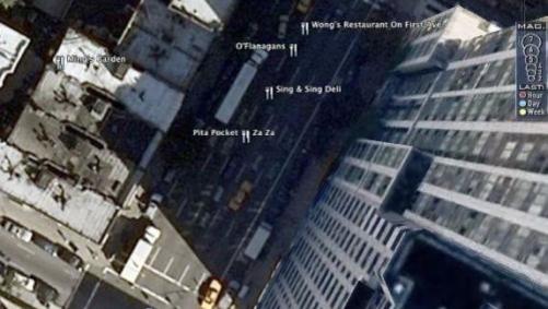 Nå kan du se større deler av Manhattan i 3D.