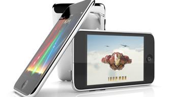 Hvordan produktet egentlig ser ut er det få som vil si noe om. Slik ser imidlertid dagens iPod Touch ut.