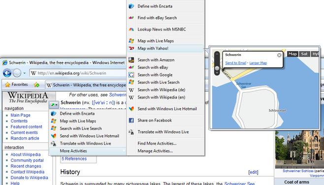 IE8 blir rullet ut automatisk når det er ferdig til XP, Vista, Server 2003 og Server 2008.