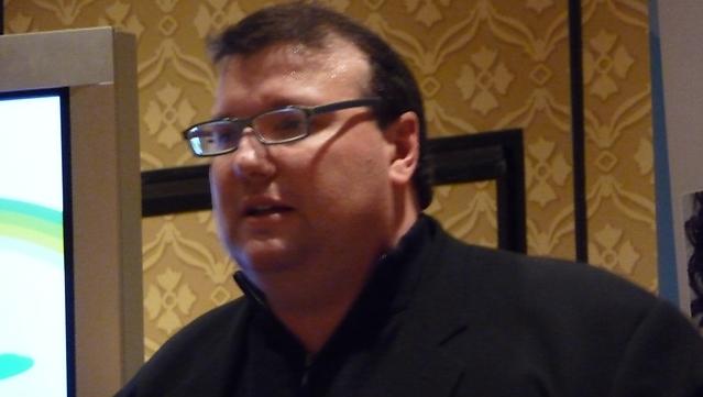 Scott Durschlag i Skype mener at kvalitet er alfa og omega når det gjelder digital kommunikasjon.