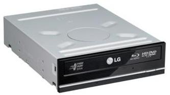 LGs BE08 Blu-Ray-brenner er kjappest i verden med 8X-brennehastighet.