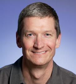 Tim Cook og Apple la frem svært gode kvartalstall og drepte samtidig ryktene om en iPhone Nano og en Apple Netbook.