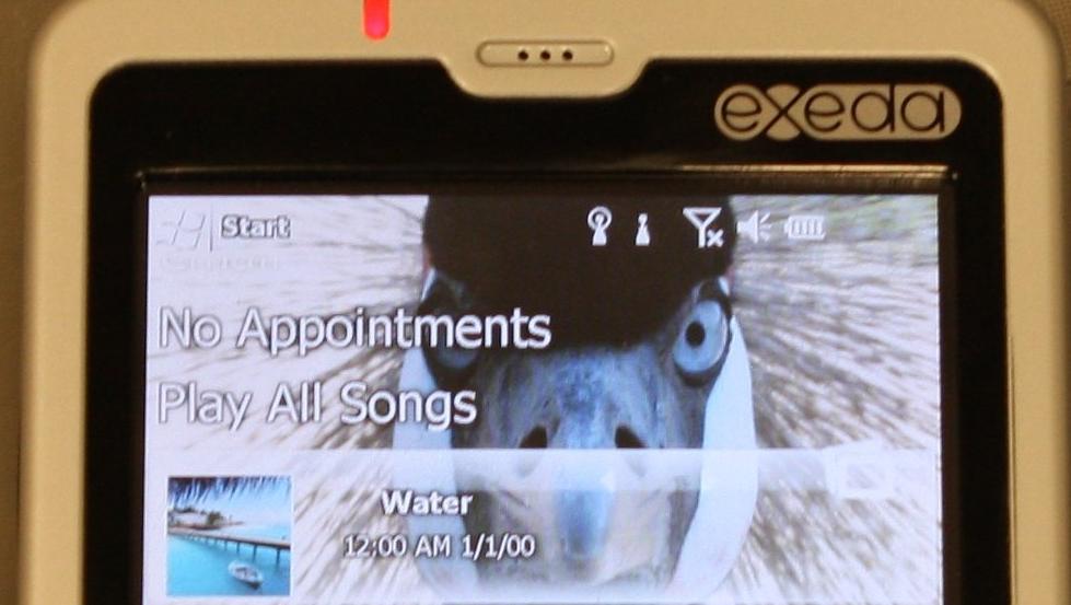 Dette skal altså være Windows mobile 6.5