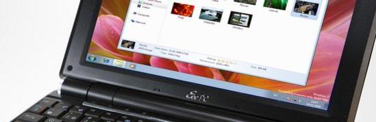 Ingen av de små og lette PC-ene skaper problemer for noen versjon av Windows 7, sier Microsoft.