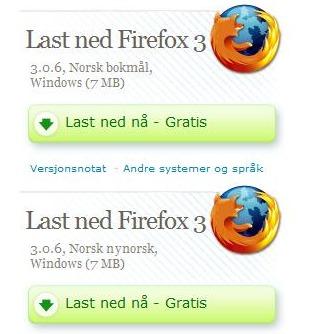 3.0.6 er lansert på norsk og fikser blant annet en kritisk JavaScript-feil.