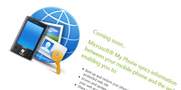 Microsoft vil du skal lagre SMS, video og bilder ikke bare på Windows Mobile-mobilen din, men også på nett. Og det hele blir gratis.