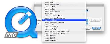 I Snow Leopard  kan det bli slutt på QuickTime Pro.