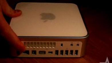 Dette skal være den nye Mac mini - nå også på video.