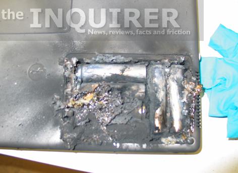 Fortsatt problemer med laptop-batterier.
