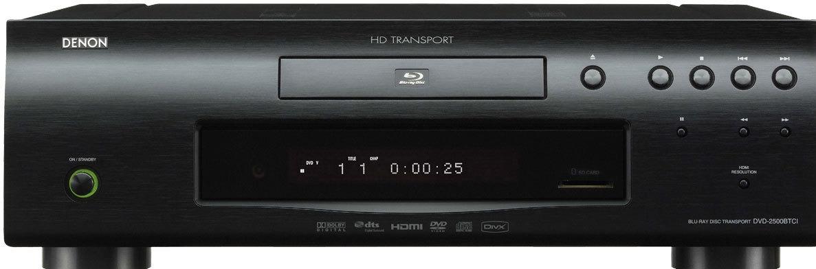 Denone gir bort Blu-Ray-spiller om man kjøper en av fem forsterkere.