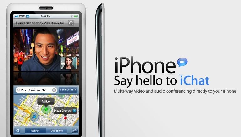 Ingen vet hvordan den nye iPhonen vil se ut, men her er en av de lekreste forslagene på nettet.