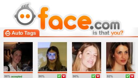 Face søker automatisk igjennom bildene dine på Facebook, og kommer med forslag til tagging.