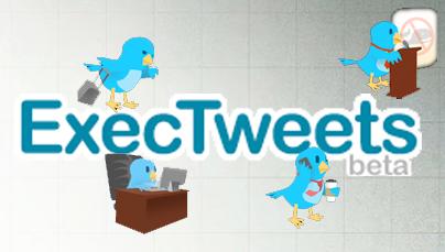 ExecTweets samler all sjefstwittring på ett sted.
