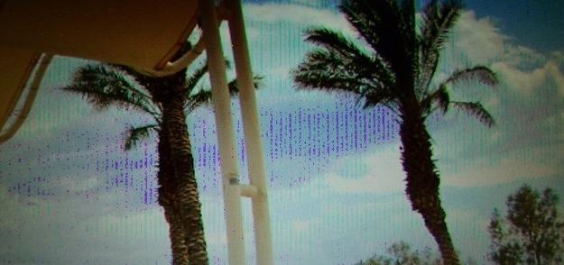 Mange Macbook Pro-brukere har slitt med at merkelige farger dukker opp på skjermen når maskinen blir varm.