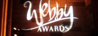 Årets Webby-rpsier deles ut