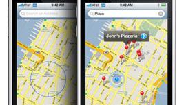 Skal vi tro de nye funnene i iPhone 3.0-betaen vil vi snart ikke trenge å skrive inn destinasjonen i iPhones kartprogram.