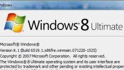 Ansetter Microsoft allerede folk for å jobbe med Windows 8, eller er det hele bare en skrivefeil?
