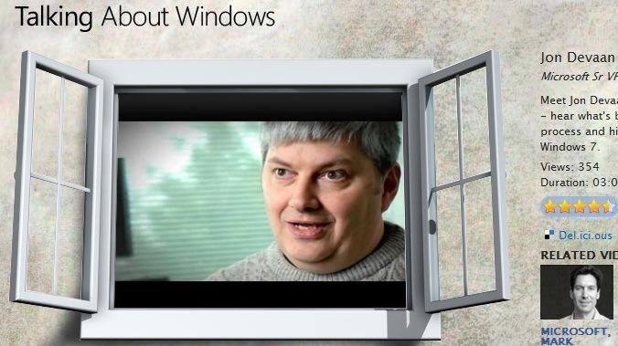 Microsofts Jon Devaan innrømmer at de fikk mange klager på Windows Vista.
