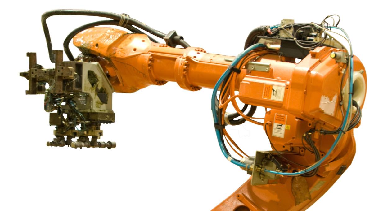 Det skal være første gang i historien at en robot angriper et menneske. (Roboten på bildet er ikke identisk med roboten som blir omtalt i artikkelen.)