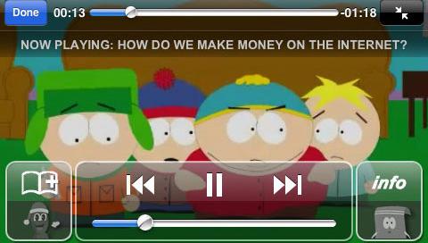 South Park-applikasjonen som tidligere har blitt nektet adgang til App Store kan kanskje få en ny sjanse i  3.0.